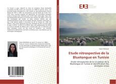 Portada del libro de Etude rétrospective de la Bluetongue en Tunisie