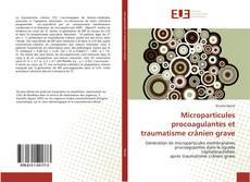 Bookcover of Microparticules procoagulantes et traumatisme crânien grave