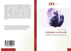 Bookcover of L'épilepsie au Burundi