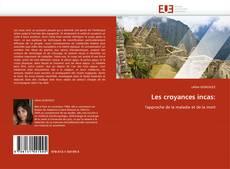 Capa do livro de Les croyances incas: