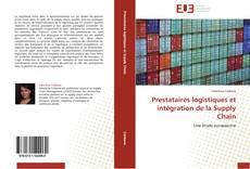 Bookcover of Prestataires logistiques et intégration de la Supply Chain