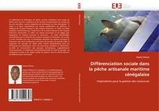 Capa do livro de Différenciation sociale dans la pêche artisanale maritime sénégalaise