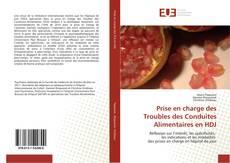 Bookcover of Prise en charge des Troubles des Conduites Alimentaires en HDJ