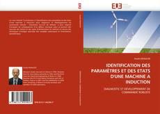 Buchcover von IDENTIFICATION DES PARAMÈTRES ET DES ETATS D''UNE MACHINE A INDUCTION