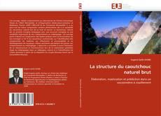 Bookcover of La structure du caoutchouc naturel brut