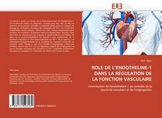 Bookcover of ROLE DE L'ENDOTHELINE-1 DANS LA RÉGULATION DE LA FONCTION VASCULAIRE