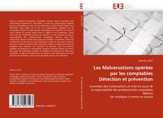 Capa do livro de Les Malversations opérées par les comptables Détection et prévention