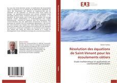 Portada del libro de Résolution des équations de Saint-Venant pour les écoulements côtiers