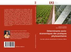 Copertina di Déterminants socio-économiques des pratiques phytosanitaires