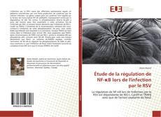 Portada del libro de Étude de la régulation de NF-κB lors de l''infection par le RSV
