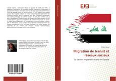 Обложка Migration de transit et réseaux sociaux