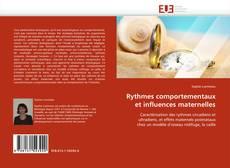 Bookcover of Rythmes comportementaux et influences maternelles