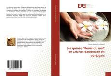 """Buchcover von Les quinze """"Fleurs du mal"""" de Charles Baudelaire en portugais"""