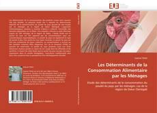 Обложка Les Déterminants de la Consommation Alimentaire par les Ménages