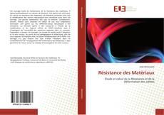 Bookcover of Résistance des Matériaux