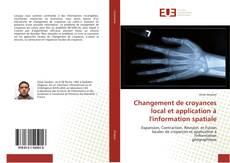 Bookcover of Changement de croyances local et application à l'information spatiale