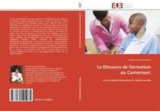 Обложка Le Discours de formation au Cameroun: