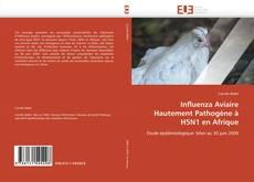 Copertina di Influenza Aviaire Hautement Pathogène à H5N1 en Afrique