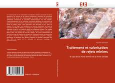 Capa do livro de Traitement et valorisation de rejets miniers