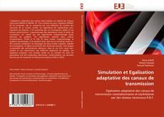 Buchcover von Simulation et Egalisation adaptative des canaux de transmission