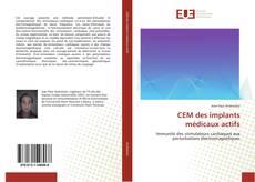 Bookcover of CEM des implants médicaux actifs