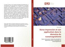 Bookcover of Nano-impression et son application dans le domaine du nanomagnétisme