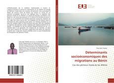 Couverture de Déterminants socioéconomiques des migrations au Bénin