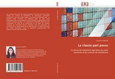 La clause pari passu kitap kapağı