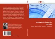 Portada del libro de Altération des verres silicatés