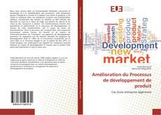 Couverture de Amélioration du Processus de développement de produit