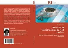 Capa do livro de Structure et fonctionnement du récif corallien
