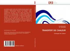 Couverture de TRANSFERT DE CHALEUR