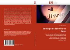 Couverture de Stratégie de contenu en ligne