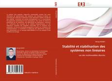 Portada del libro de Stabilité et stabilisation des systèmes non linéaires