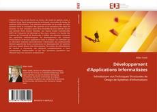 Développement d''Applications Informatisées的封面