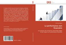 Capa do livro de La performance non financière