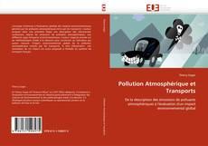 Bookcover of Pollution Atmosphérique et Transports
