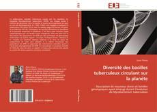 Portada del libro de Diversité des bacilles tuberculeux circulant sur la planète