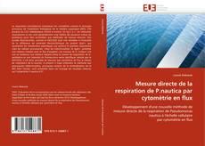 Couverture de Mesure directe de la respiration de P.nautica par cytométrie en flux