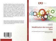 Modélisation des concepts flous kitap kapağı