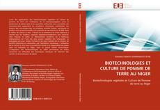 Bookcover of BIOTECHNOLOGIES ET CULTURE DE POMME DE TERRE AU NIGER