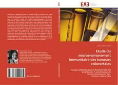 Borítókép a  Etude du microenvironement immunitaire des tumeurs colorectales - hoz