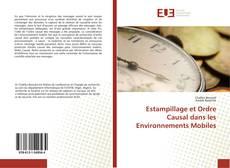 Bookcover of Estampillage et Ordre Causal dans les Environnements Mobiles