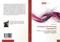 Bookcover of Analogues du mannose  6-phosphate
