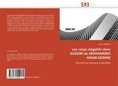 Couverture de Les corps négatifs dans AGADIR de MOHAMMED KHAIR-EDDINE