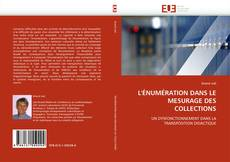 Buchcover von L'ÉNUMÉRATION DANS LE MESURAGE DES COLLECTIONS