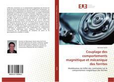 Couplage des comportements magnétique et mécanique des ferrites kitap kapağı