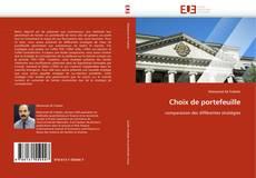 Copertina di Choix de portefeuille