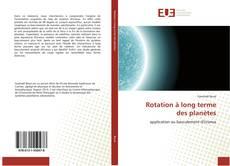 Bookcover of Rotation à long terme  des planètes