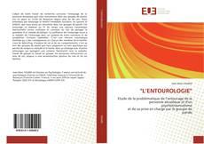 """L'ENTOUROLOGIE"" kitap kapağı"